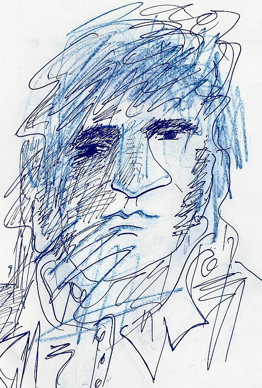Robert Burns by Phil Burns