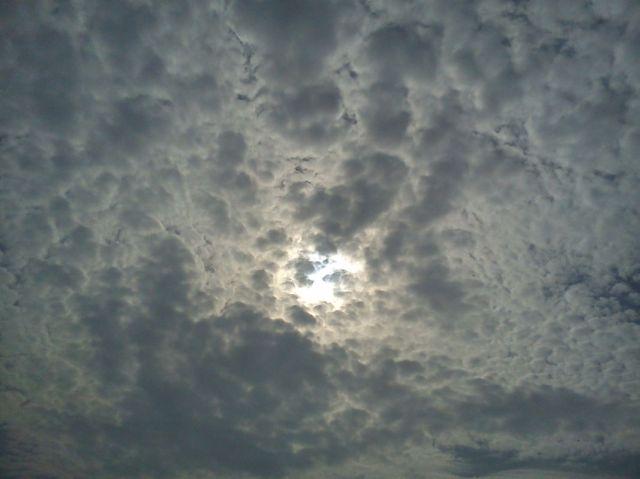 sky over loch lomond by anelephantcant