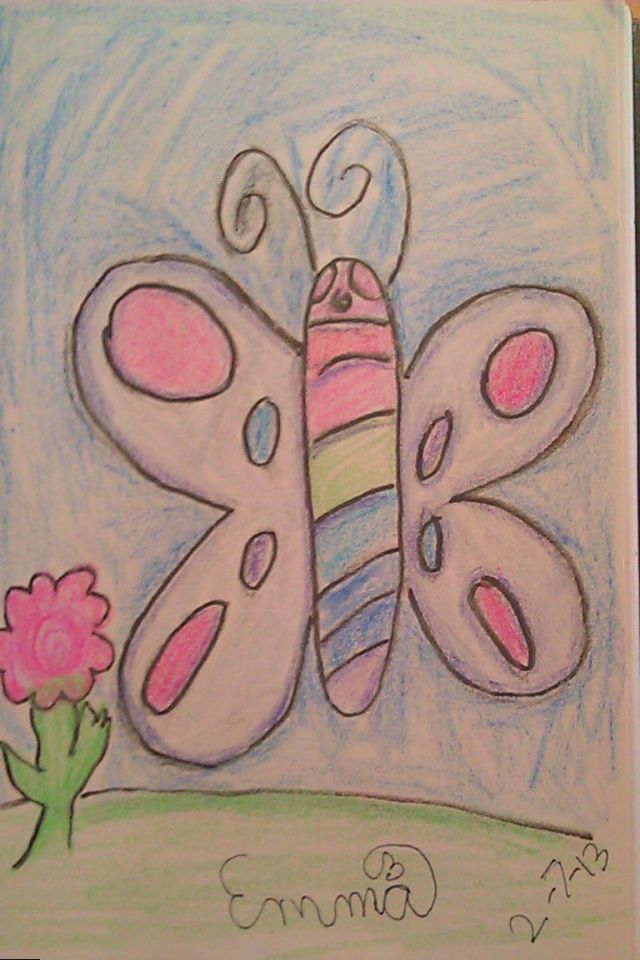 Created by AnElephant's friend Emma, aged 11. Possibly the prettiest girl in the USA.