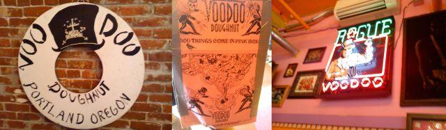 Voodoo Doughnuts, Portland, Oregon