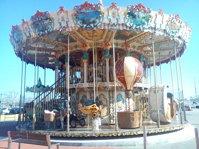 The Magic of a Carousel