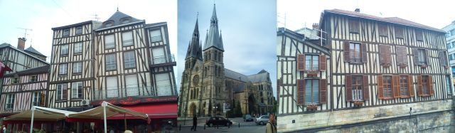 Views of Chalons-en-Champagne