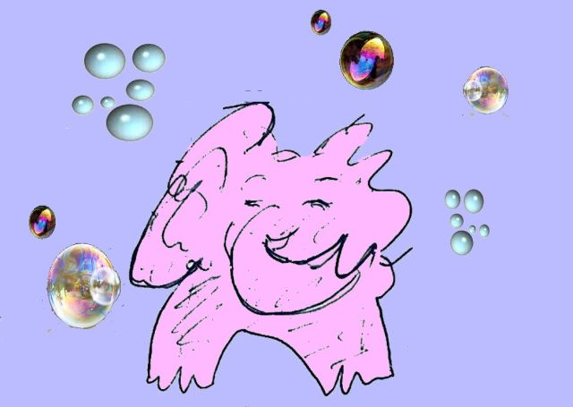 Bubbles by Phil Burns