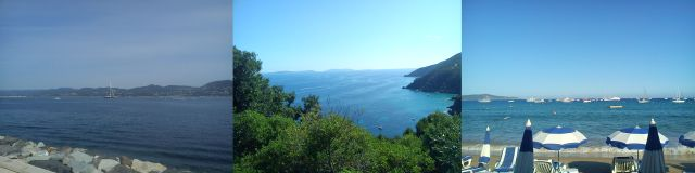 Golfe de St Tropez, Calanques de Cavalaire, Baie de Cavalaire