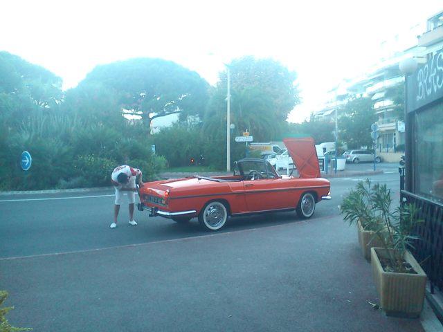 Check my cool car!