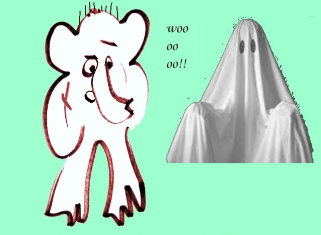 Ghost by Phil Burns