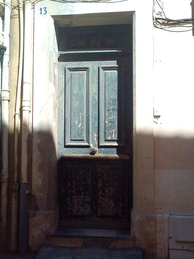 closed door by anelephantcant