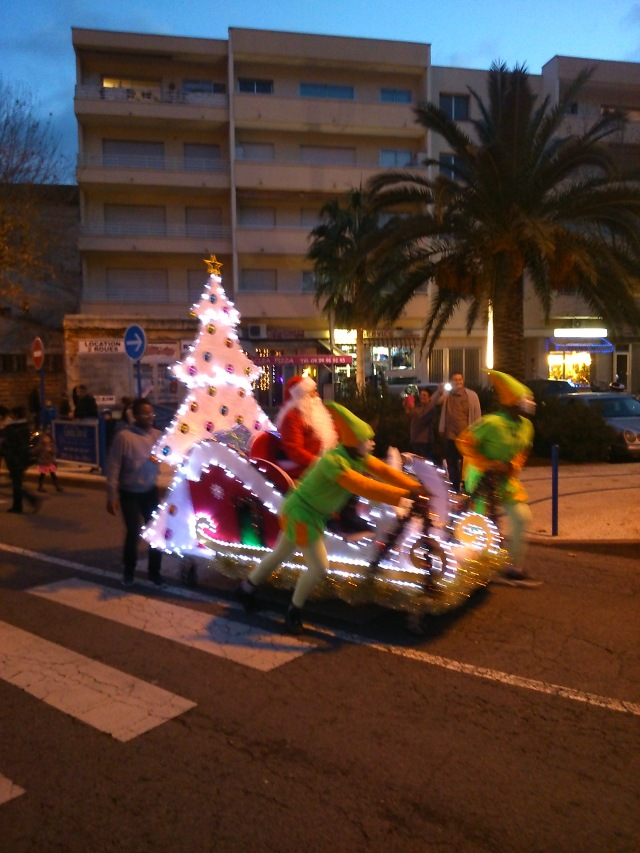 Santa on the Med by AnElephantCant in Medville Var Provence
