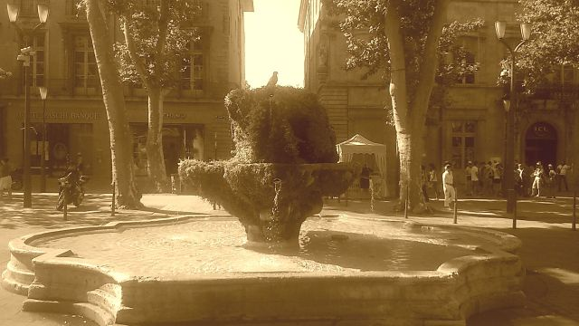 like Aix-en-Provence by anelephantcant