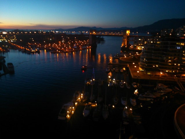 vancouver bc by anelephantcant